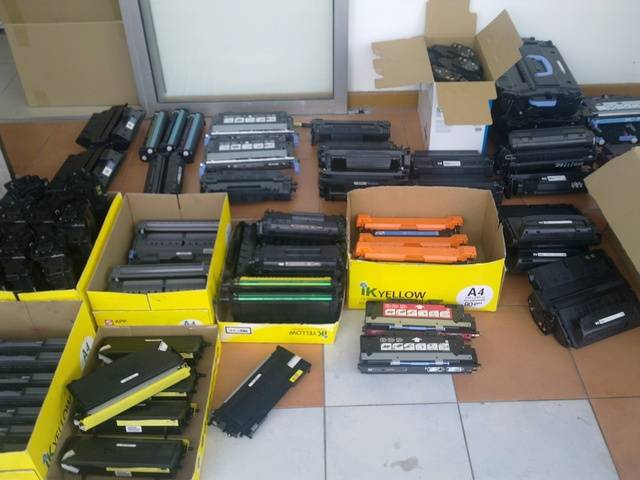 FOR SALE: BELI TONER KOSONG OFFICE