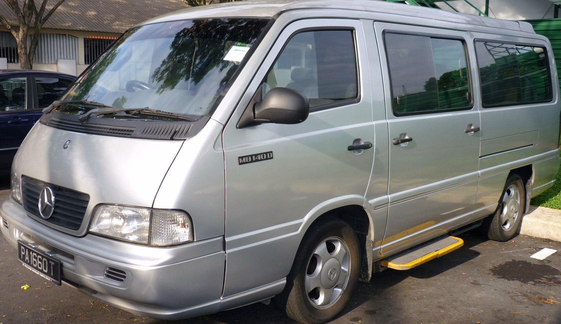 SERVICES: Mini Bus for Charter (12 Seater)
