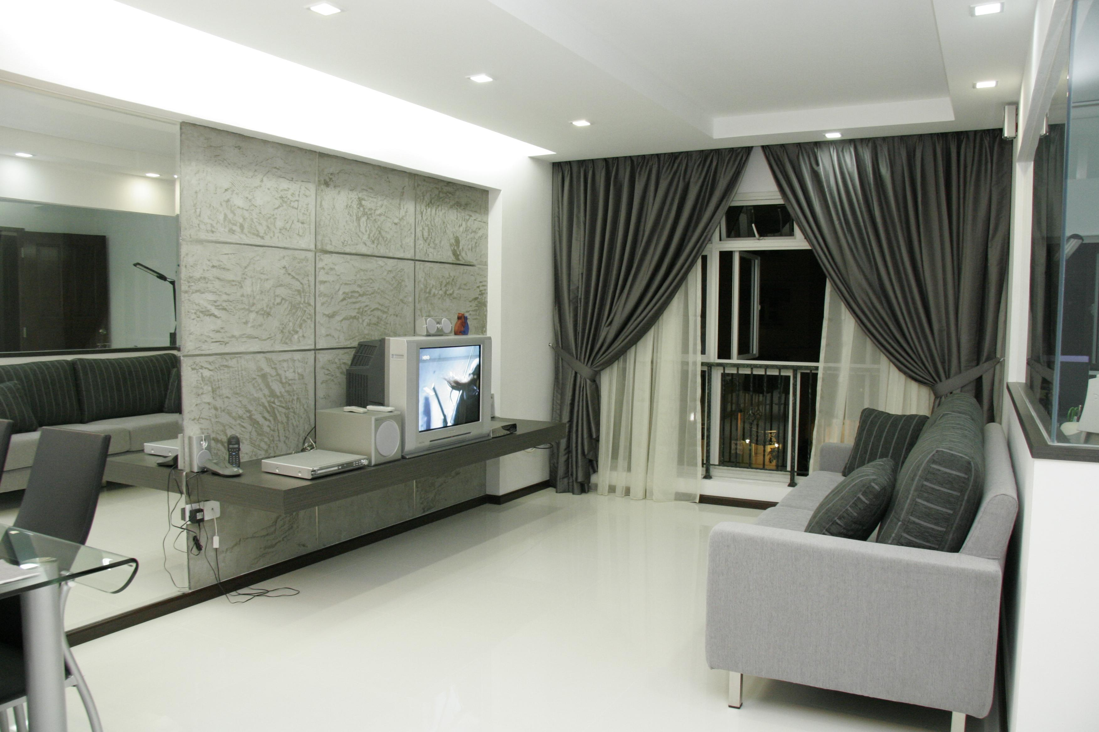 offered competitive prices for interior design services