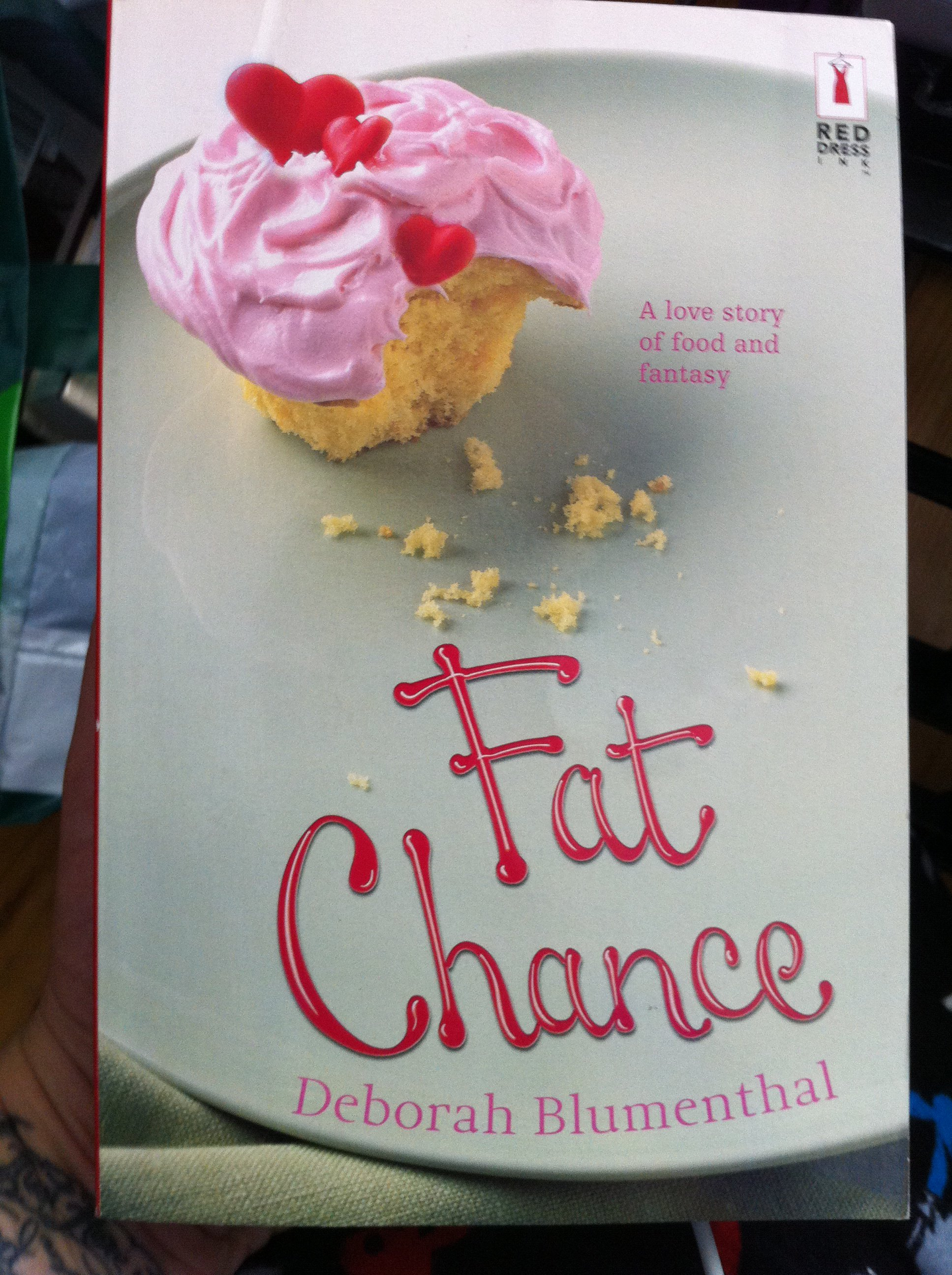 FOR SALE: Fat Chance, A love story of food and fantasy!