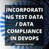 SERVICES: Incorporating Test Data / Data Compliance in DevOps ~p~ Enov8