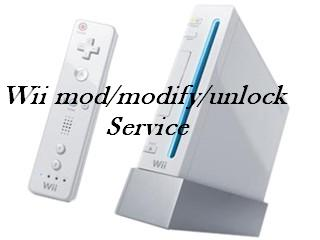 FOR SALE: wii mod flash unlock in sydney by external harddisc