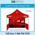 FOR SALE: Canopy Tent to Increase Customer Engagement for Better Productivity
