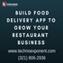 OFFERED: Build food delivery app for your restaurant business