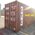 OFFERED: ....................STEEL STORAGE CONTAINER FOR RENT OR PURCHASE...........