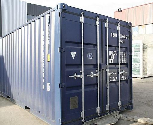 OFFERED: BRAND NEW 40ft SHIPPING CONTAINER - $4,550