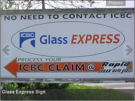 OFFERED: ICBC Approved Auto Glass Repair in Coquitlam