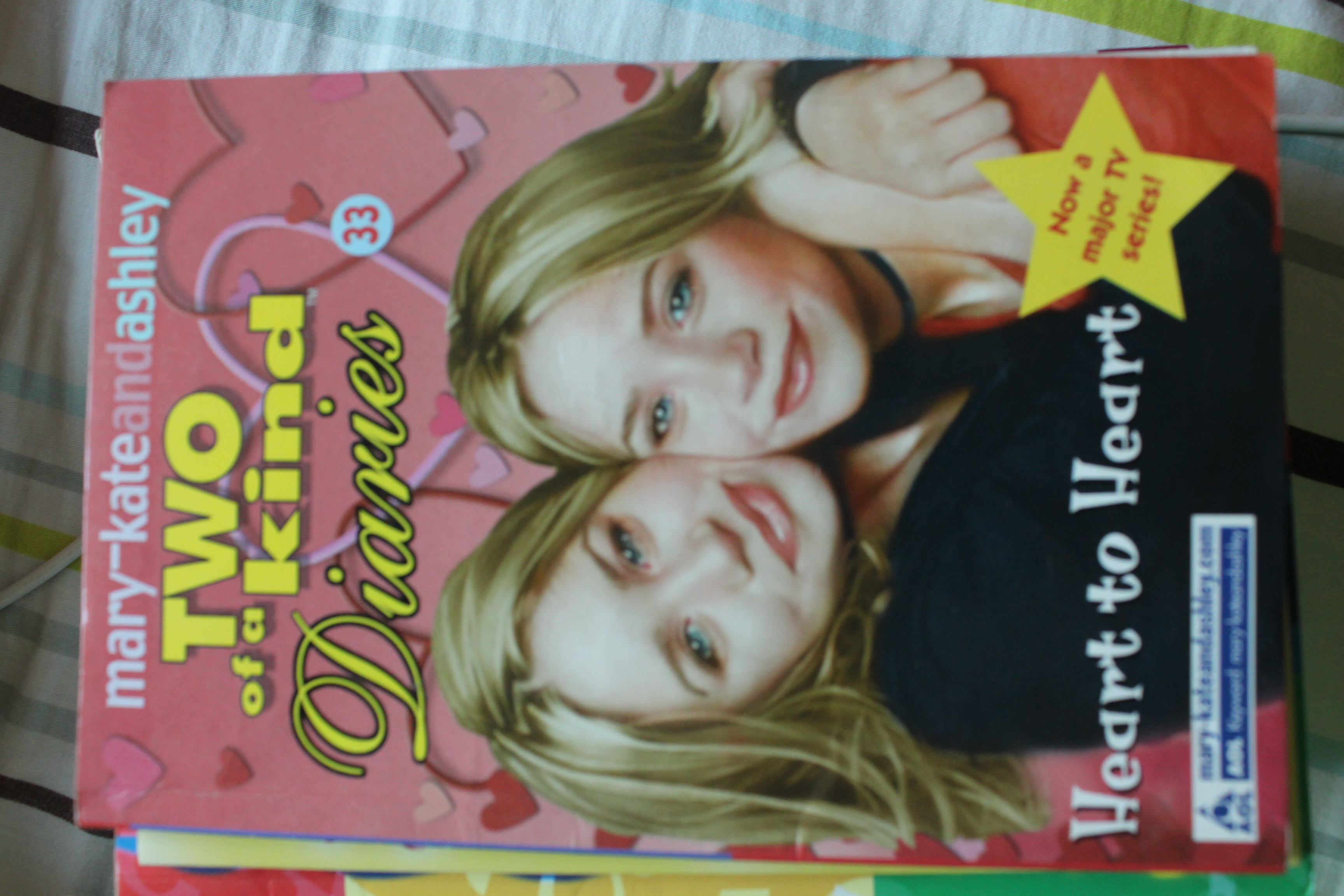 FOR SALE: Children's book - Mary-Kate and Ashley
