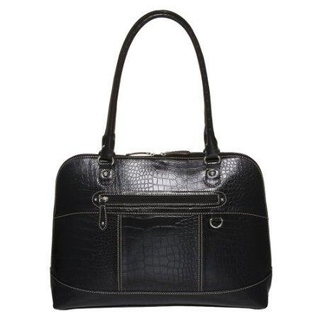 FOR SALE: Merona® Croco Work Tote - Black