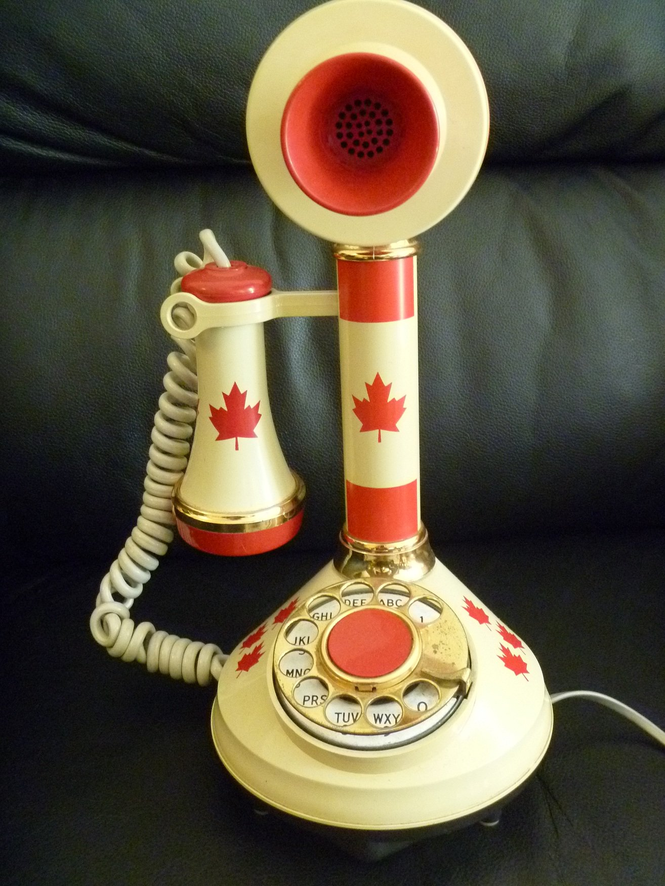 FOR SALE: Antique Candlestick Telephone