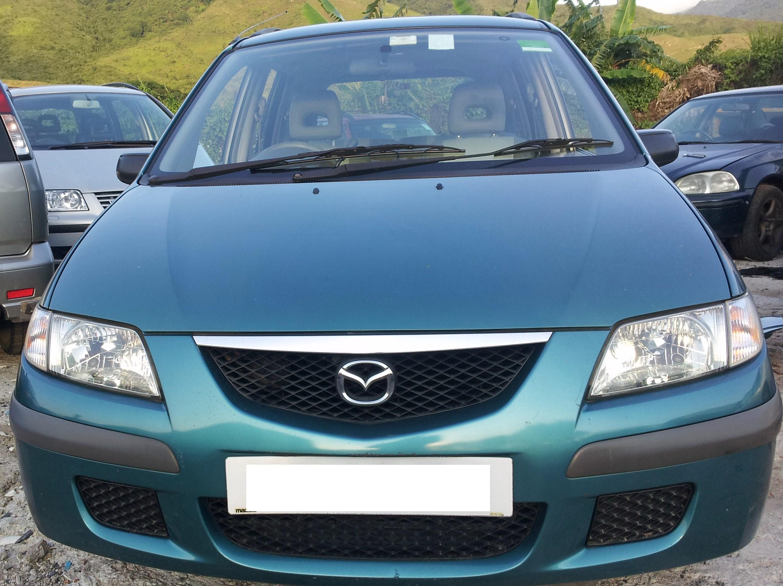 WANTED: Mazda Premacy 7 seats family car