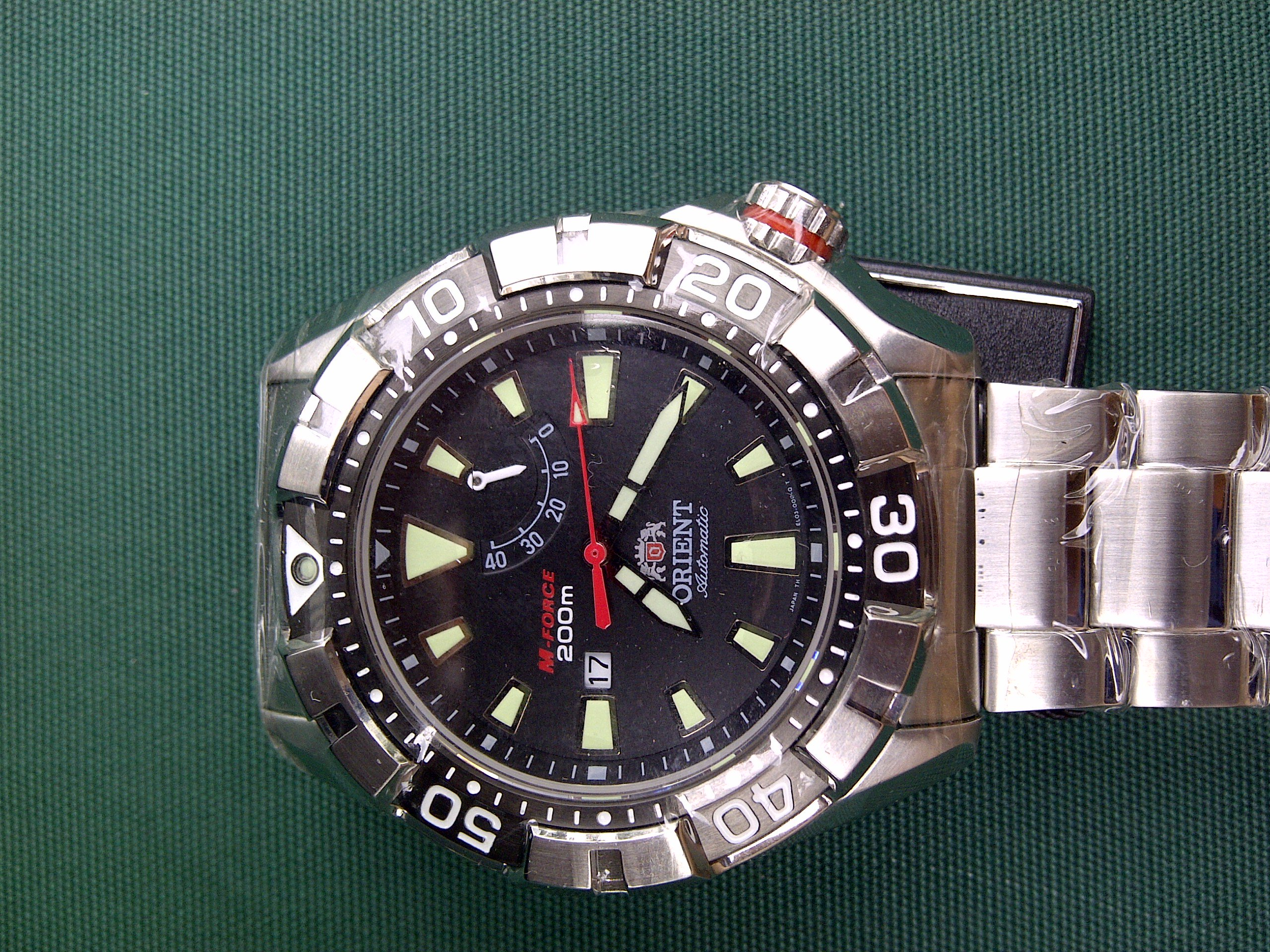 FOR SALE: ORIENT M-FORCE