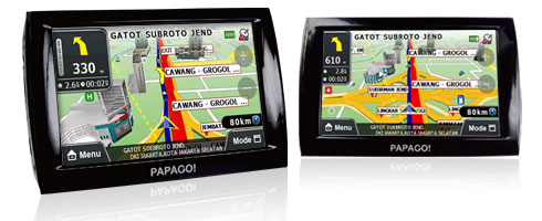 FOR SALE: Sale Bottom Price GPS PAPAGO and WayWay