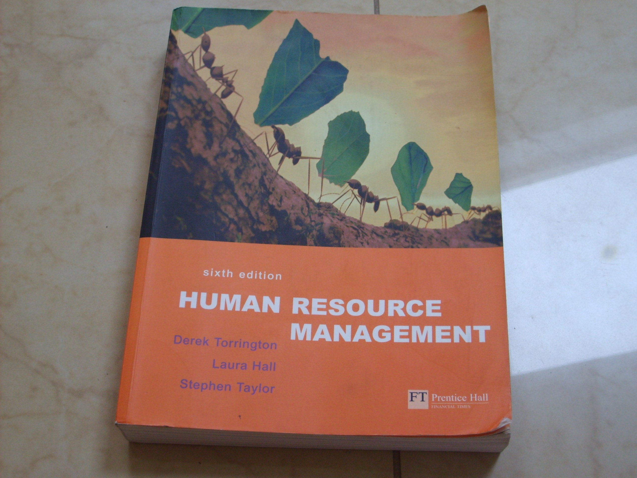 FOR SALE: Human Resource Management (6th Edition)