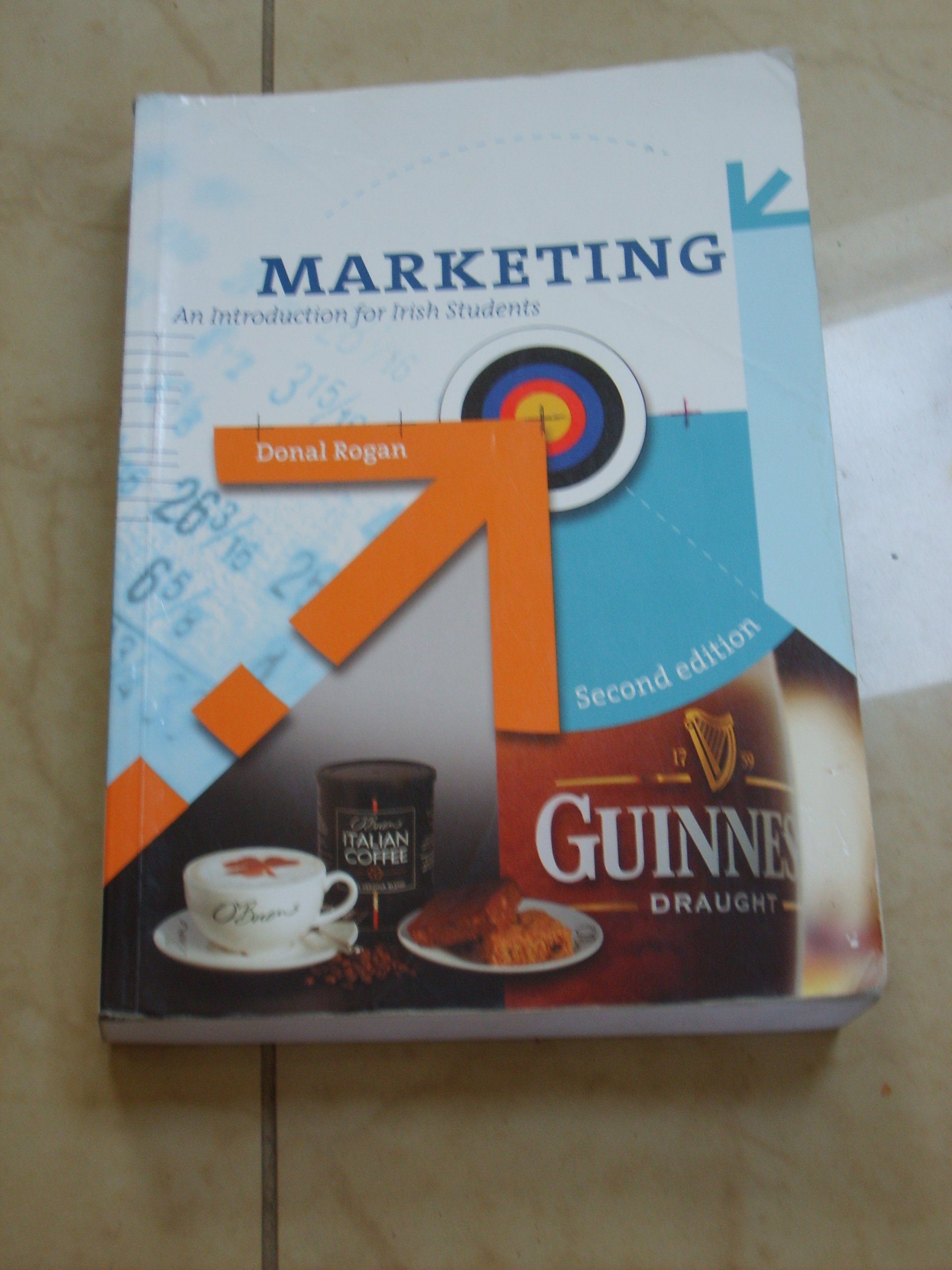 FOR SALE: Marketing An Introduction for Irish Students (2nd Edition)
