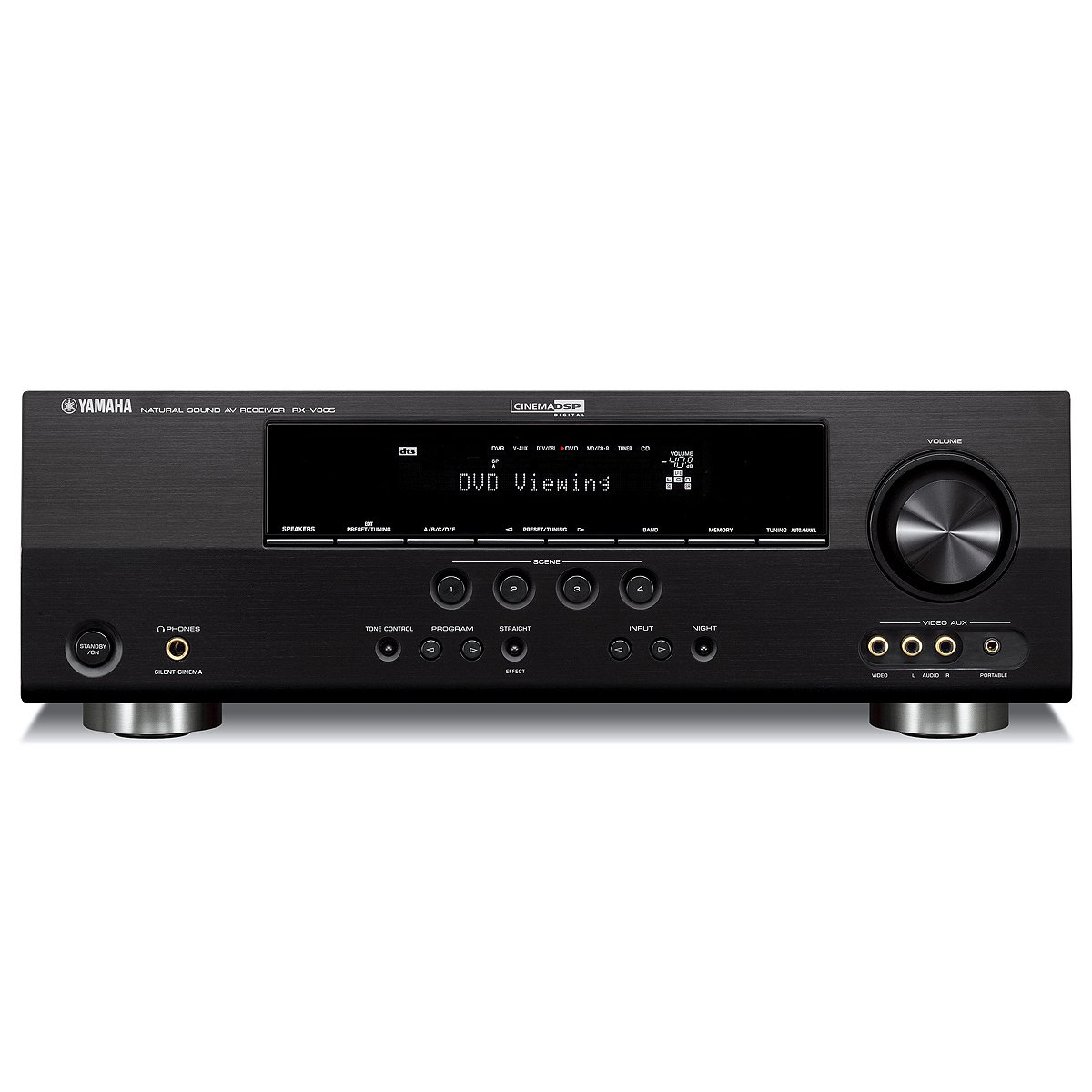 FOR SALE: FOR SALE: Brand new Yamaha RXV-365 5.1 channel Receiver with HDMI