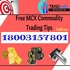 OFFERED: Free MCX Commodity Trading Tips with 90% Accuracy