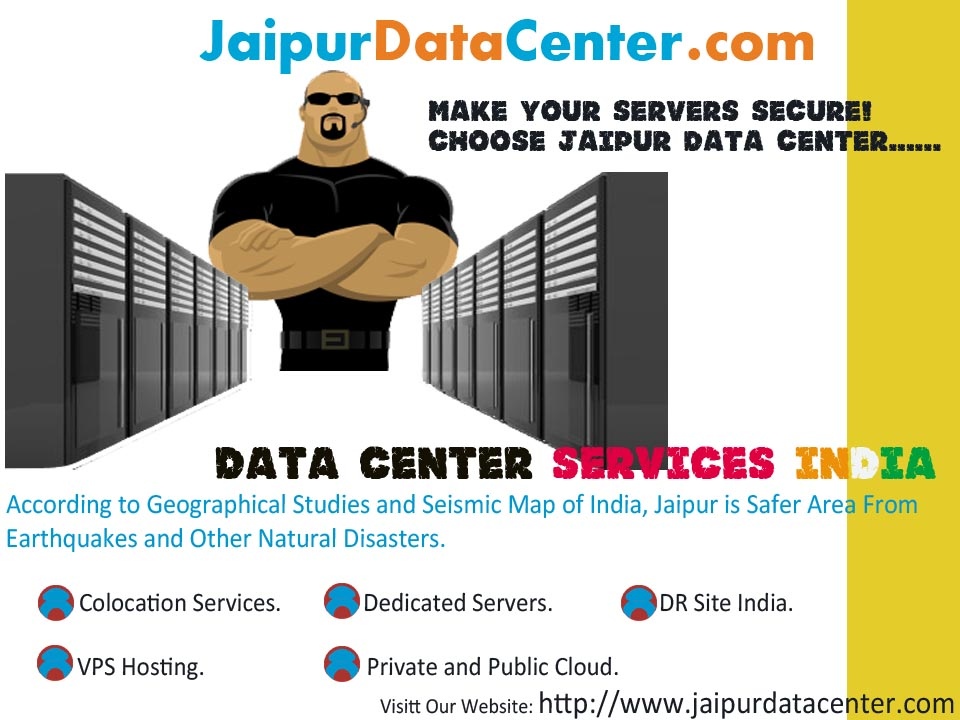 OFFERED: Data Center Services in India