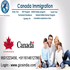 OFFERED: Apply for immigration and visa services for Canada.