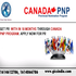 OFFERED: Get PR in Canada with in 18 months. Apply through PNP program