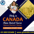 OFFERED: Study in Canada for Diploma or Bachelor & Masters.