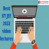 OFFERED: Best IIT JEE 2022 video lectures