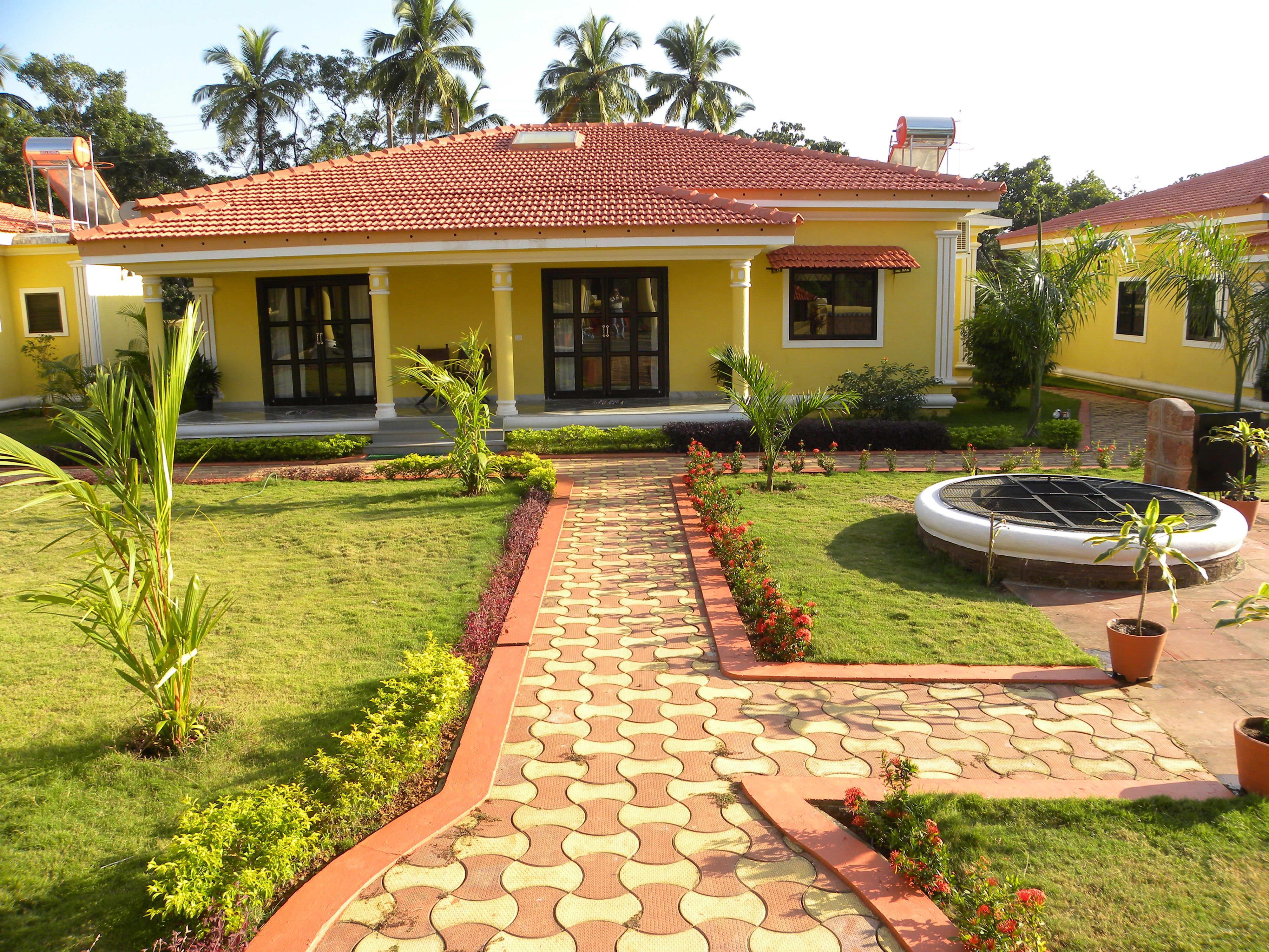 VACATION RENTAL: Goa Casitas Serviced Apartments and Villas at Goa for Vacation Rentals