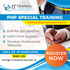 SERVICES: ADVANCED PHP TRAINING IN INDORE