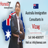 SERVICES: Reach Your Goals With Australia Immigration Consultants In Vizag