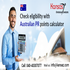 SERVICES: Check Eligibility With Australian PR Points Calculator