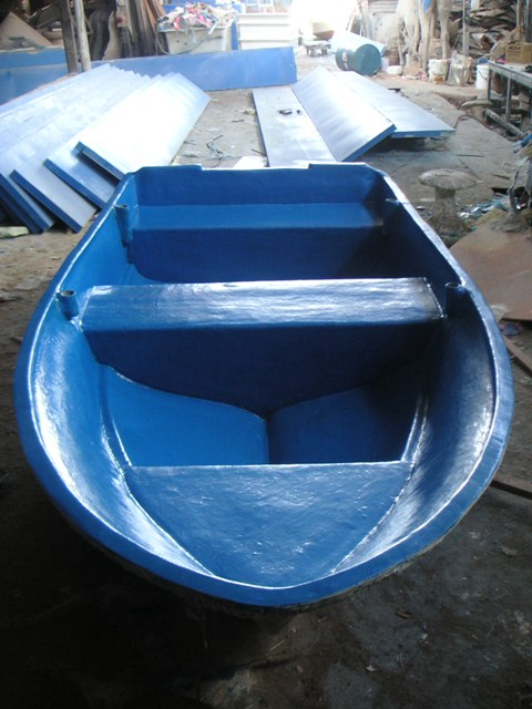 FOR SALE: fibreglass fishing boat,rescue boat
