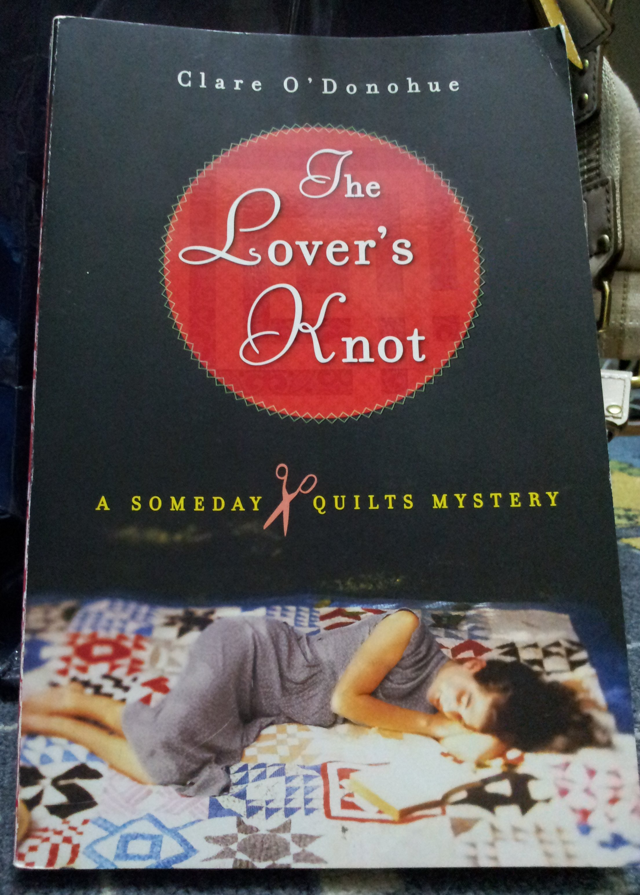 FOR SALE: The Lover's Knot: A Someday Quilts Mystery