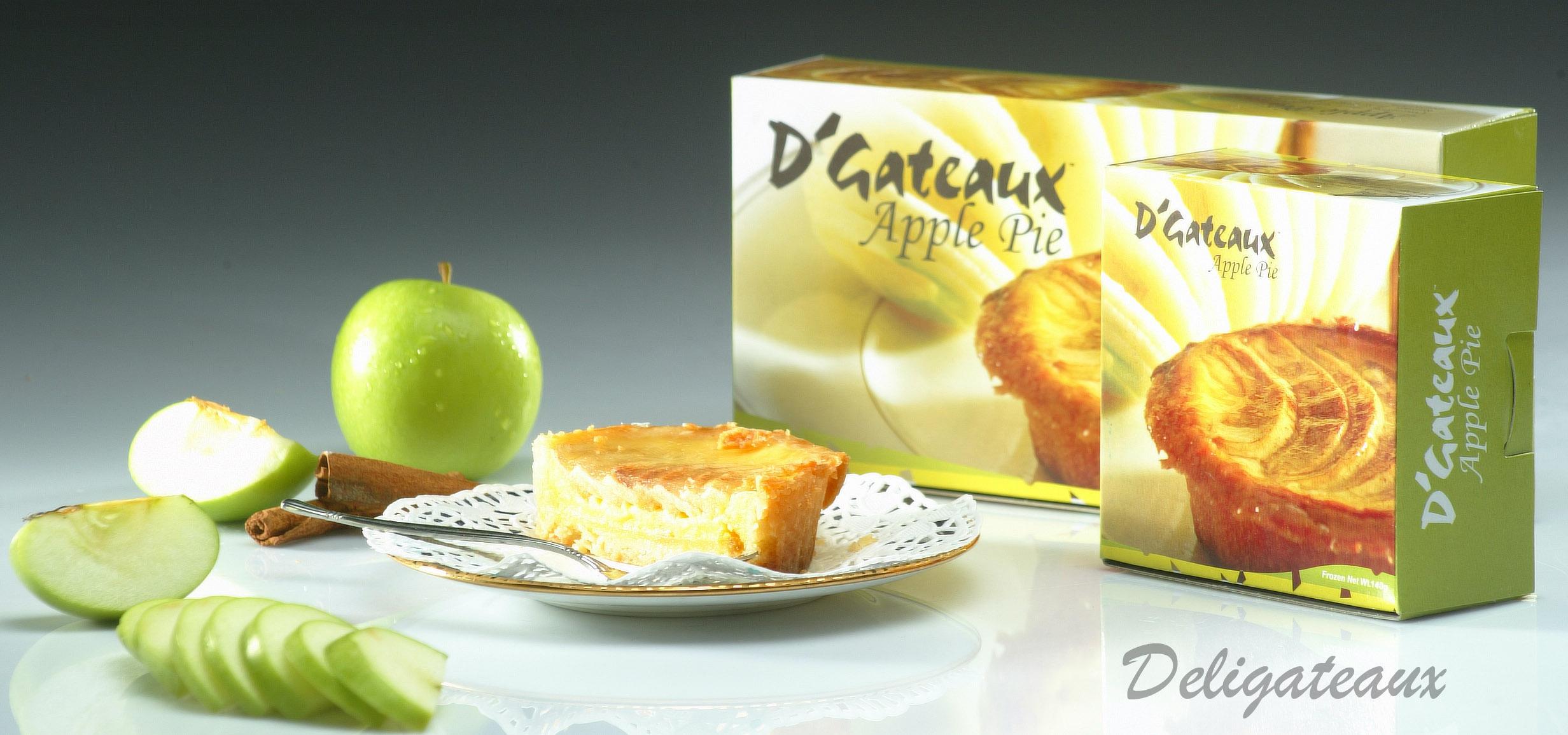 Deligateaux, Ain Dzaya, Hanis Zalikha, Cik Epal, Yuyu Zulaikha, Dessrt, Pastries, Confectionery, Brownies, Pies, Tart, Cakes
