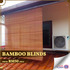 OFFERED:  BEST BAMBOO CURTAINS PROMO BLINDS MALAYSIA