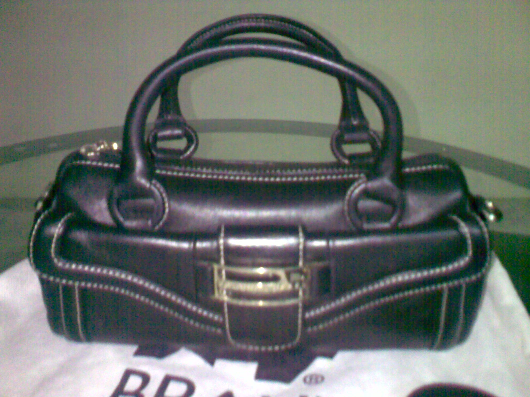 FOR SALE: Braun Buffel Handbag