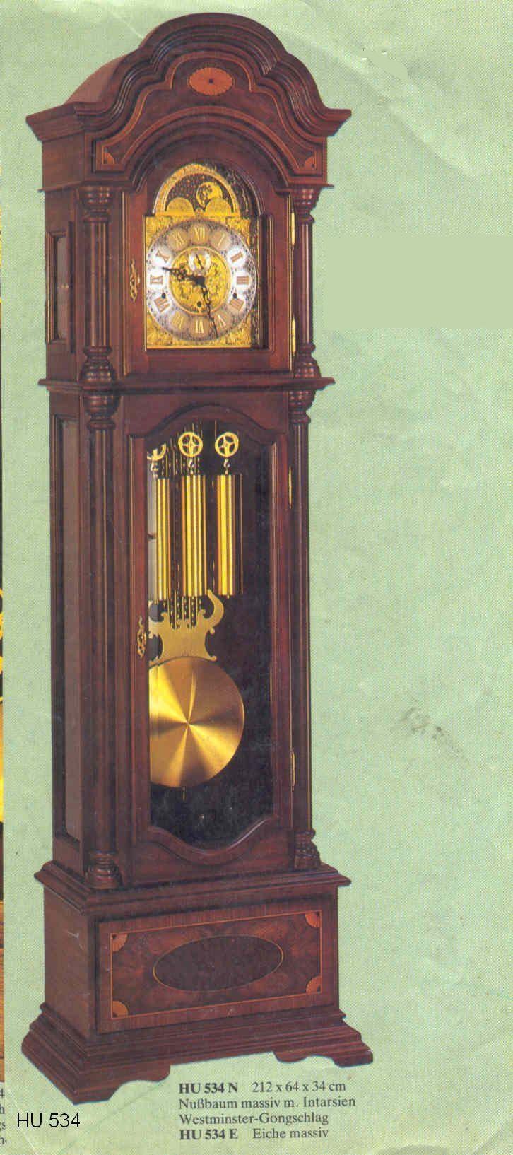 FOR SALE: Grandfather Clocks From Germany