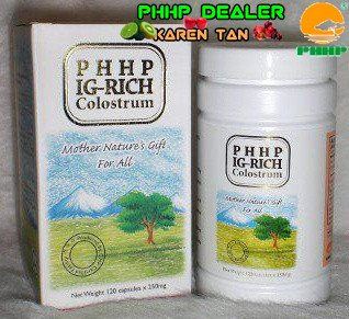 FOR SALE: PHHP IG-RICH Colostrum