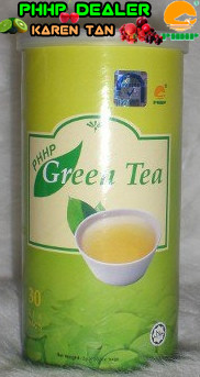 FOR SALE: PHHP Green Tea