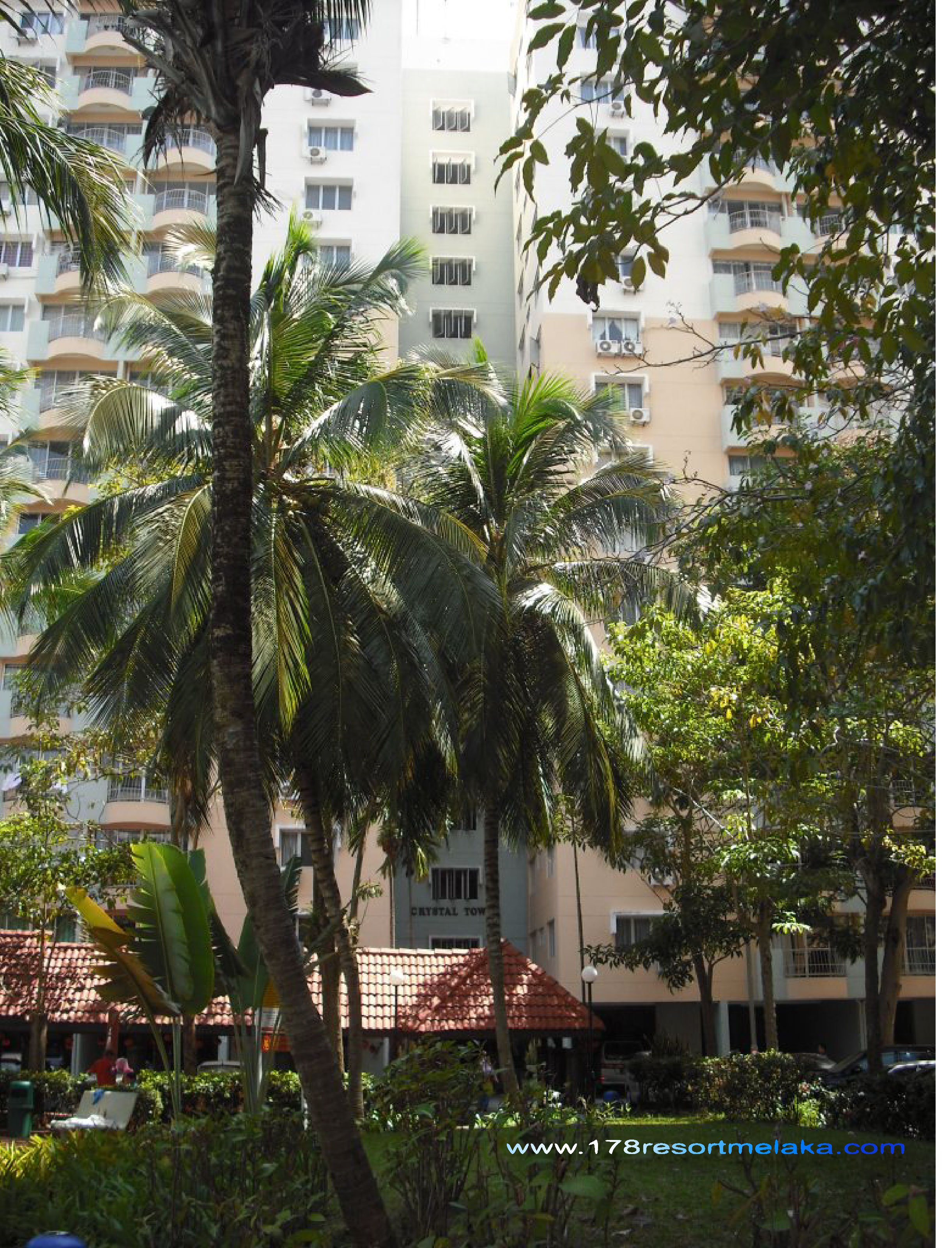 VACATION RENTAL: Melaka Holiday Town Condominium Chinatown