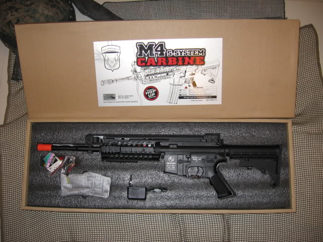 FOR SALE: JG M4 S SYSTEM AEG