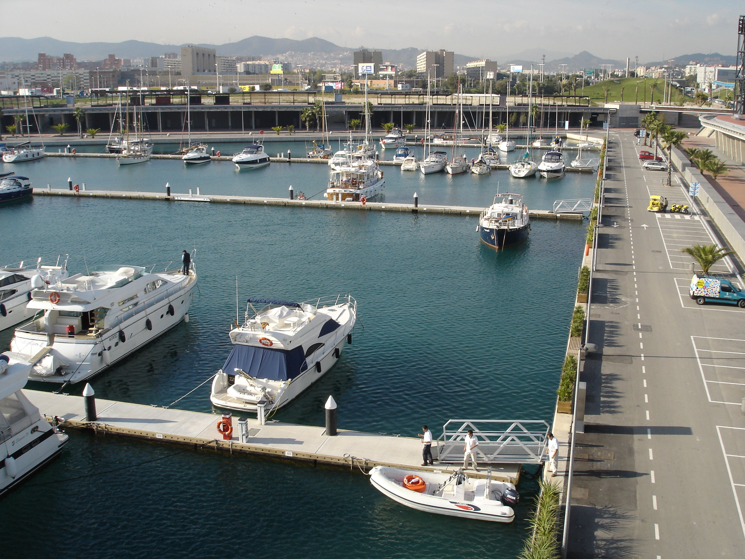 SERVICES: Speed Boat Sailboat Yacht Catamaran Inflatable Watercraft Marina Marine