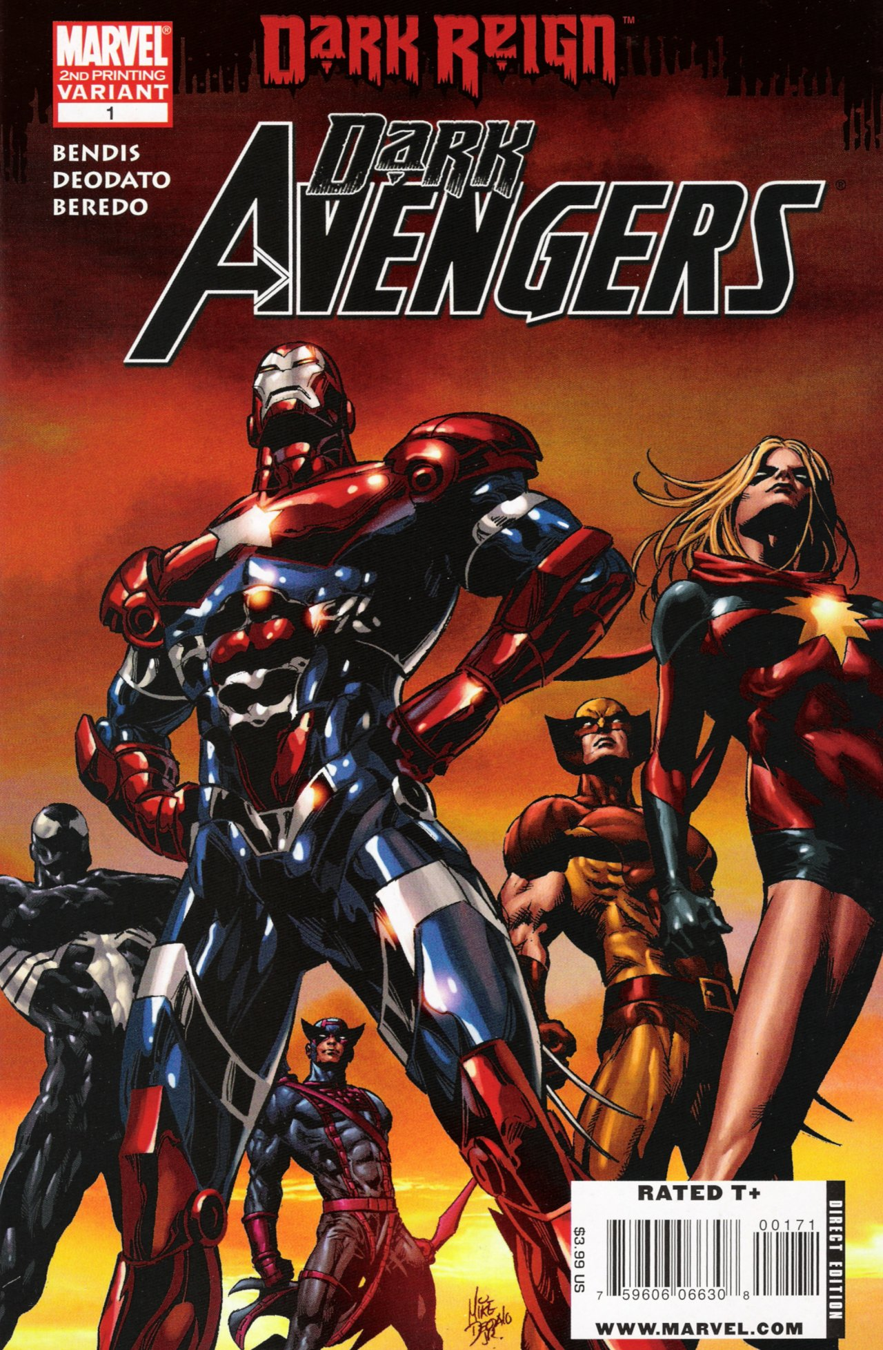 FOR SALE: Dark Avengers #1 & Other Titles