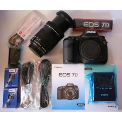 FOR SALE: CANON EOS 7D RUSH