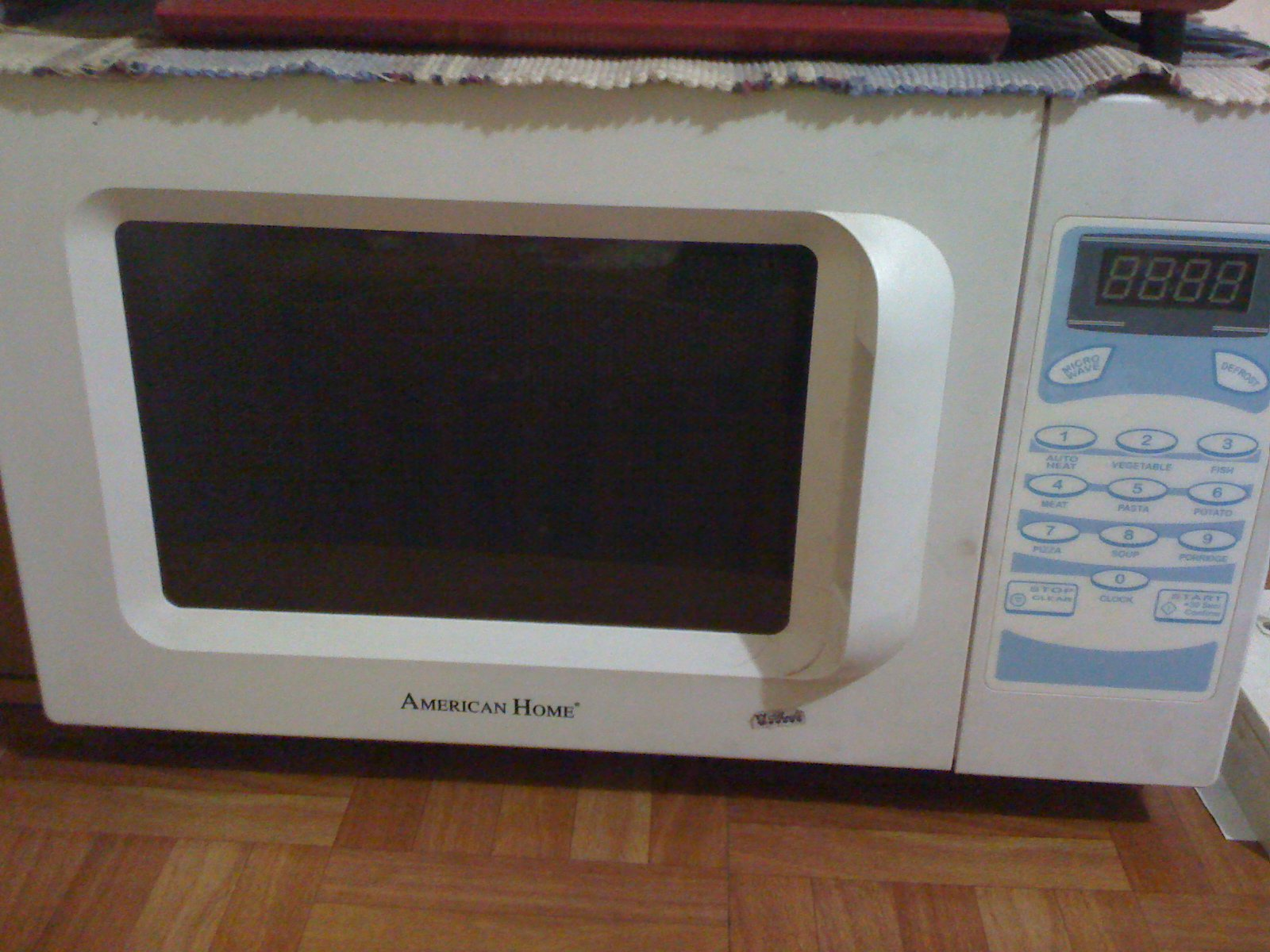 FOR SALE: Microwave oven fully digital