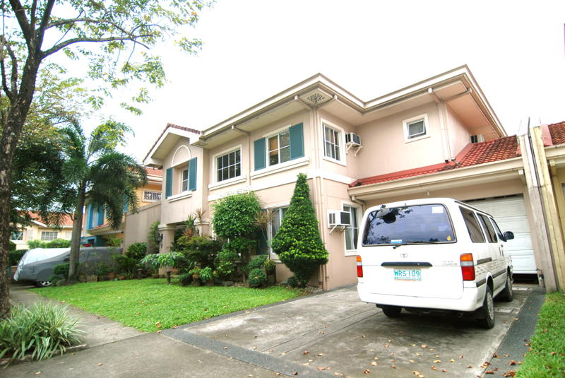 FOR SALE: AYALA FERNDALE QUEZON CITY - MOST SPACIOUS AYALA BUILT FLOOR PLAN