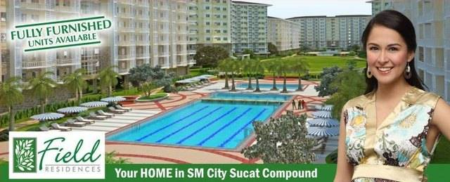 FOR SALE: SM Field Residences Sucat