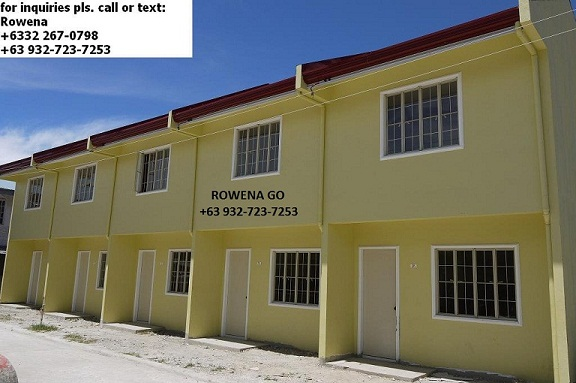 FOR SALE: LOW MONTHLY PHP6,959 Ready to Move.in House and Lot