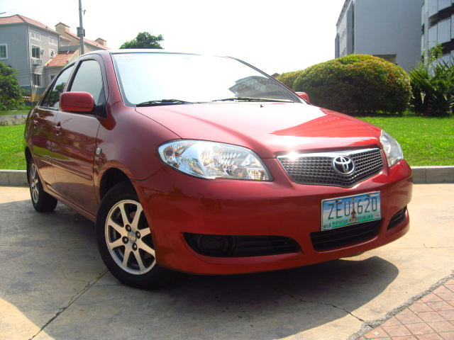 FOR SALE: VERY FRESH.....FUEL EFFIECIENT...2007 TOYOTA VIOS E M/T