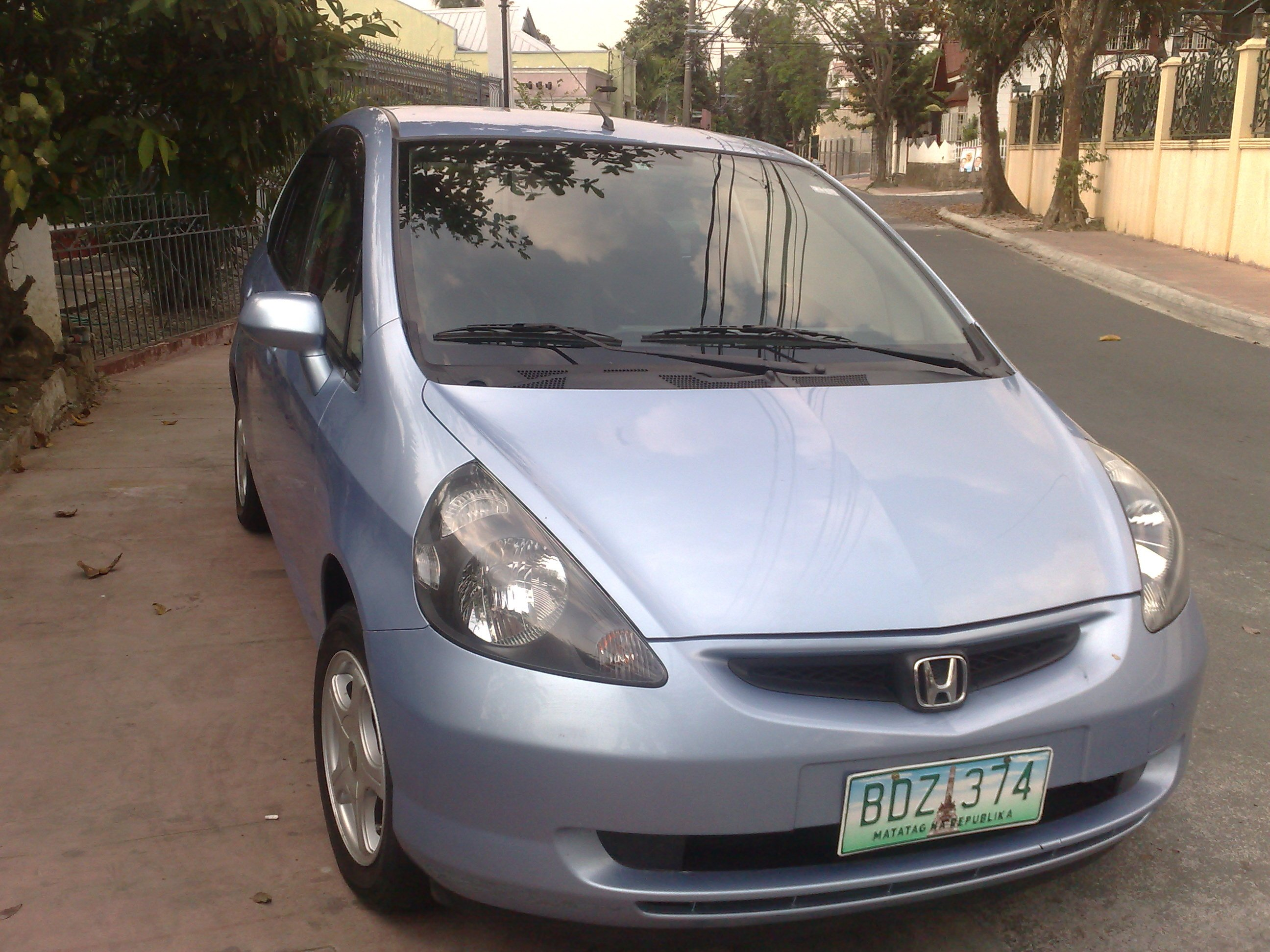 FOR SALE: HONDA JAZZ FIT