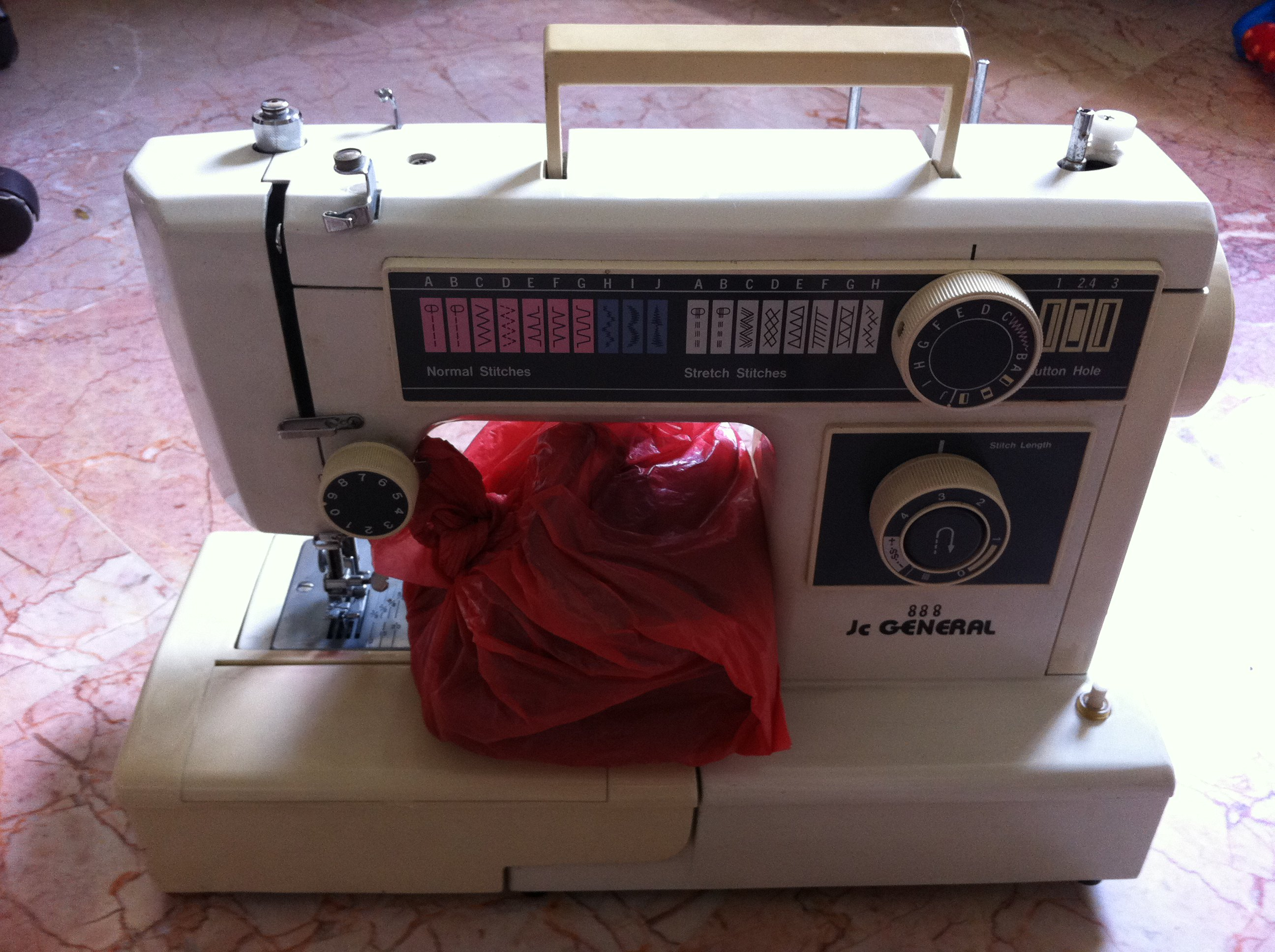 FOR SALE: Portable Sewing Machine for sale!